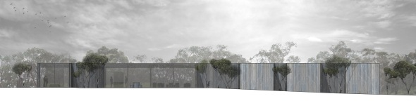 studiofour_st andrews beach house_elevation