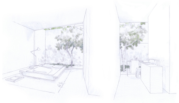 studiofour_bourne road residence_perspective 03