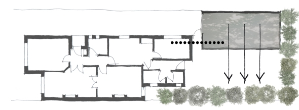 studiofour_gnarwyn road residence_planning diagram 01