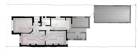 studiofour_gnarwyn road residence_planning diagram 04